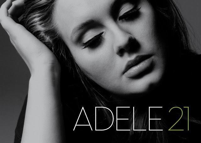 """Adele tem o álbum mais vendido do mundo com """"21"""" em 2012"""